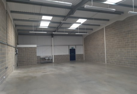 Castledown Business Park comprises 33 acres of employment land suitable for office & industrial occupiers. Brydges Court is the second phase and provides 15 industrial units. Series 5 & 6 units have full height sectional loading door. Internal eaves...