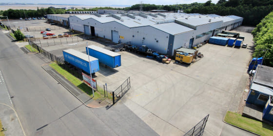Eaves ranging from 4.70m - 7.00m. Minimum of 1 loading bay to each unit. 3 phase electricity throughout. Ancillary office accommodation. Large Yard / parking areas. Fenced & gated site. Ground / Dock level loading doors. Within 2 miles of Junction 5,...