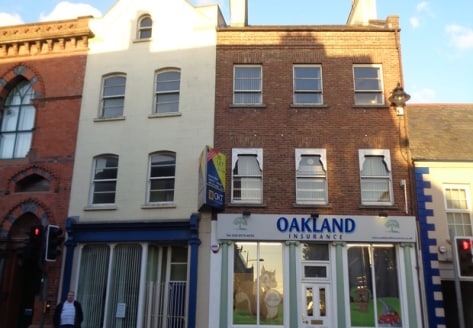8–10 Irish Street, Downpatrick, BT30 6BE, | OKT (O'Connor Kennedy Turtle) - Commercial Property Consultants