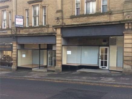 Summary  Substantial double retail unit  Suitable for a Variety of Uses (subject to consents)  May Split  Sales Area 1,191 sqft (101.4 sqm)  Description  The property presently comprises two units which have been combined to provide a substantial ret...