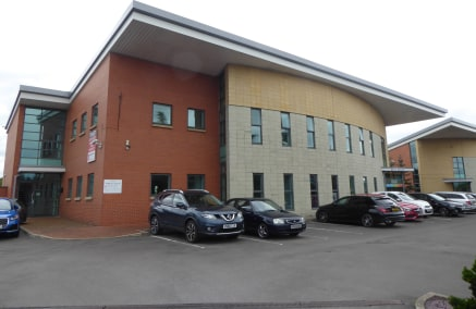 The property comprises of a high quality office suite within a modern detached office building on the ground floor of traditional brick construction with full height glazed entrances beneath a pitched roof. The property occupies a very prominent road...