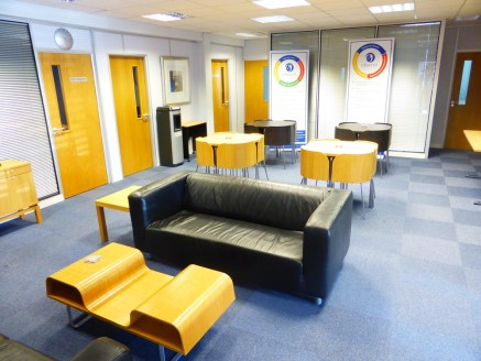 Offered on an inclusive rent. This highly successful business hub comprises a series of lettable rooms arranged around a central break out and informal meeting area.   The individual suites are generally formed from stud partitioning incorporating gl...