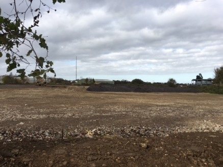 Up to 0.8 acres of commercial land available.  The land has planning for storage (B8) and Research & Development uses.  The site has a surface and is fenced, gated and services supplied.
