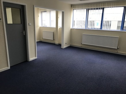 Unit 10 is a mid- terrace modern industrial unit. It comprises of a steel portal frame construction with brick elevations and a glazed and cladded front facade, with a large open warehouse and ground and first floor office accommodation. The property...