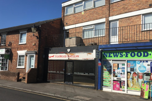 The property comprises a purpose built retail unit providing flexible ground floor sales space, a small kitchen and wc. The unit benefits from a rear access and a right of way from Stangrove Road.