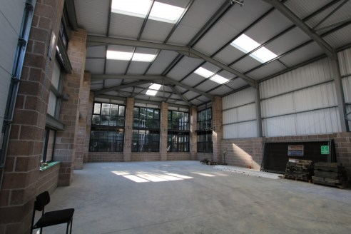 New Industrial Premises Fronting Blackhill Road