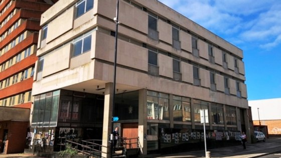Former Bank with Offices above\n\nPotential for Retail Use on Ground Floor\n\nProminent Location opposite The Moor Shopping Precinct\n\nLong Leasehold Interest For Sale ï¿1/2 Offers around...
