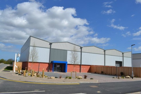 High quality industrial unit. Extensive yard area. Minimum 7m eaves. Bespoke fit-outs available. Excellent access to A1(M) via Junction 62. Substantial power supply available. Extensive on site car parking available.