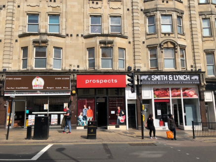 The property comprises of ground floor retail accommodation with a substantial basement with a fully glazed frontage. The property benefits from electric radiators and water heaters, suspended ceiling and perimeter...