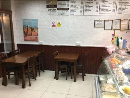 Warren Anthony Commercial are delighted to bring to the market this well established successfully run Lebanese Restaurant & Cafe and which has been fitted out to a very high standard.  The premises occupy an outstanding and highly visible trading pos...