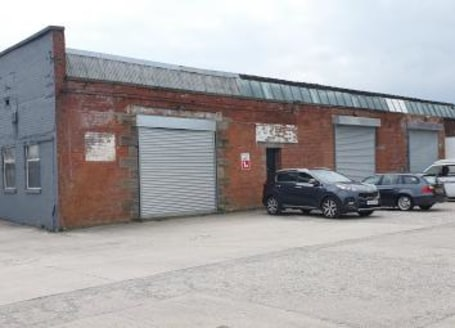 Available immediately Industrial / distribution / manufacturing facility large gated secure yard with parking Workshops with separate Office...