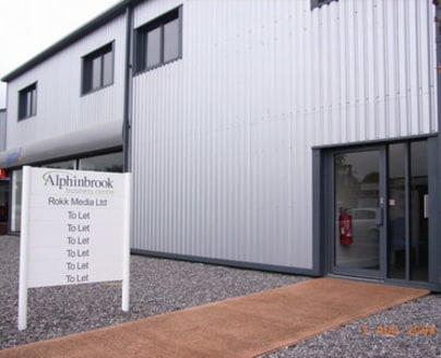 Alphinbrook Business Centre