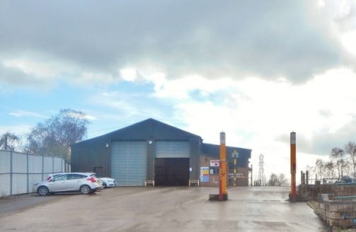 The property comprises a secure site of circa 3.9 acres providing a substantial former metal recycling facility incorporating a modern detached industrial unit and two-storey office accommodation, extensive yard/open storage space and on site car par...
