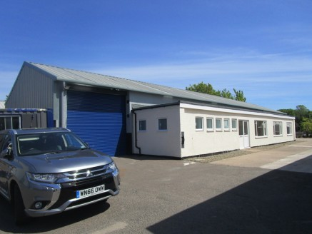 Folkes Road Trading Estate is an estate of multi let industrial/warehouse units. The units are constructed of steel truss construction with concrete floors, brick/clad elevations and roller shutter door access. To the front of the units is office acc...