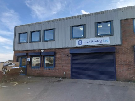 Under Offer]\nMODERN industrial premises with two storey offices and three phase...