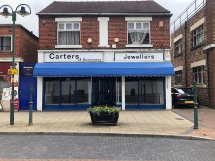 Retail Unit Located In Crewe Town Centre