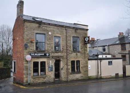 2 storey, fully refurbished freehold property bar on G/floor, function room F/floor + 1 bed flat...