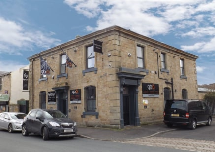 INNOVATION HOUSE, 31 OXFORD ROAD, BURNLEY - Petty Chartered Surveyors