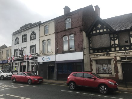 The property comprises of a three storey brick built premises with a pitched blue slate roof, with the benefit of frontage to Market Place.  Internally the premises benefit from air conditioning, central heating and suspended ceilings.  The accommoda...
