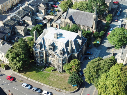 BEST & FINAL OFFERS INVITED BY 12 NOON ON WEDNESDAY 5 JUNE 2019.  The property comprises two buildings, Waverley House and Waverley United Reformed Church.  Waverley House is a substantial and imposing stone built detached building providing a range...