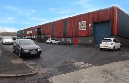LOCATION\n\nThe property is situated on the Billington Road Industrial Estate which is located off Rossendale Road at the western end of Burnley.\n\nAccess on to the M65 at junctions 8/9/10 are within approximately 1 mile. Burnley town centre is appr...