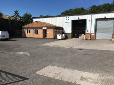 Approximately 1 mile to J20 of M6 and J9 of M56. Eaves height of 5.2 m (7.25m to apex). 1 ground level access loading door. Two storey fully refurbished offices / amenity areas. UPVC double glazed windows. Dedicated parking and shared loading area. P...