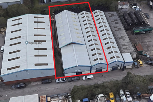 The property comprises an industrial warehouse premises of steel portal frame construction with brick elevations which have been part steel clad beneath a pitched steel sheet roof.   The unit is currently split into two bays. The first bay with an ea...