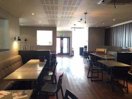 The property comprise a large ground floor space currently laid out to restaurant use.  The property benefits from a large glazed frontage on to Market Place.  Internally the space is divided into main restaurant, where approx 66 covers are available...