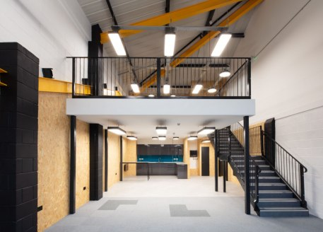 The accommodation comprises 4 refurbished office units arranged over ground, mezzanine and first floors. Individual units range from 1,219 - 2,852 sq ft (113.29 - 265.6 sq m)....