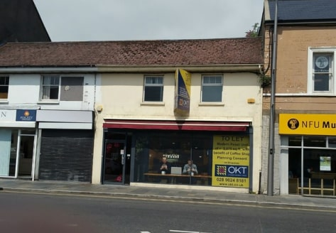 64 High Street, Newtownards, BT23 7HZ, | OKT (O'Connor Kennedy Turtle) - Commercial Property Consultants