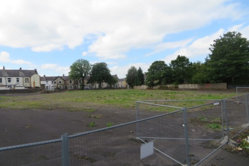 FORMER PADIHAM PRIMARY SCHOOL SITE - Petty Chartered Surveyors