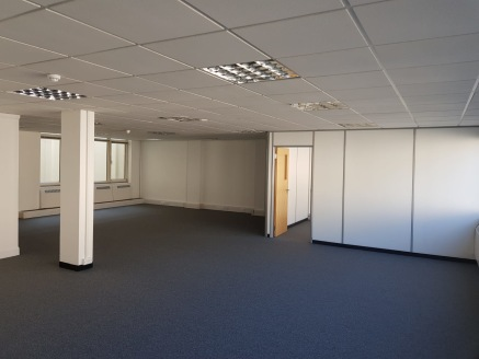Modern Open Plan Office Suite   Second floor front: 103.49 sq m (1,114 sq ft)  Fifth floor: 150.32 sq m (1,618 sq ft) - Under Offer  Sixth floor front: 57.41 sq m (618 sq ft) - Under Offer  Sixth floor rear: 97.18 sq m (1,046 sq ft)