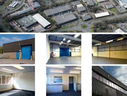 The industrial estate is situated within the North Moons Moat area of Redditch, a popular industrial location. The estate provides frontage over Ravensbank Drive which leads directly onto the A4023 Coventry Highway....