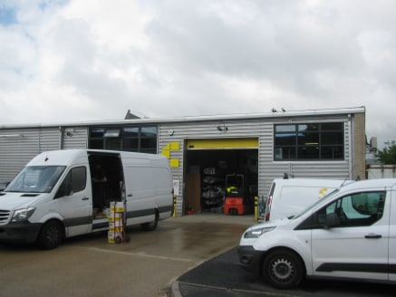Location The premises are situated on the established Hampden Park Industrial Estate, where there are number of local and national operators such as Edwards High Vacuum, TEVA and Safestore. This industrial estate links on to Lottbridge Drove and in t...