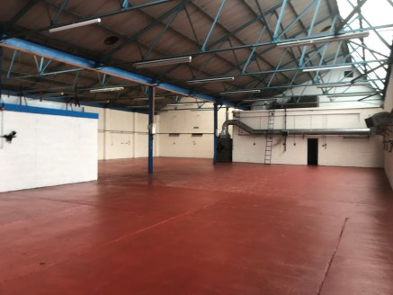 A 7,071 sq ft industrial / workshop unit located on Coppice Trading Estate. The property has 3 phase electricity and on site car parking.