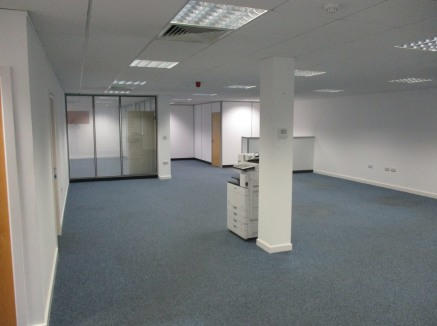 Self-contained office premises forming part of a modern office and apartment development.\n\nThe accommodation comprises a self-contained ground floor office suite forming part of a modern office and apartment development....