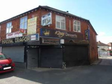 Retail unit with total Net Internal Area of 66.2 sq.m. / 712 sq.ft. Located within a busy retail area. Densely populated suburb near Derby City Centre....