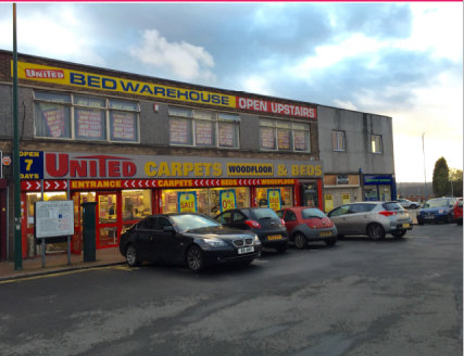 The property comprIses a substantIal retaIl premIses wIth extensIve frontage to Upper HIgh Street and the A461. Arranged over ground and fIrst floor levels the property comprIses a large open retaIl area to the ground floor wIth front rear accesses.....