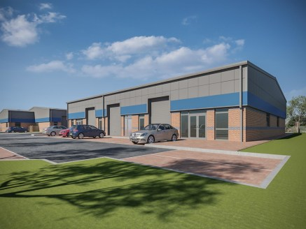 Leigh Commerce Business Park will comprise three separate blocks of high quality industrial/business units. A number of different sized units are available, starting from 775 sq.ft up to 3,200 sq.ft....