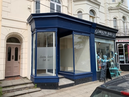 The Subject property comprises a ground floor, self contained lock up shop totalling 365 Sq Ft (33.89 Sq m) plus WC. The property has been recently refurbished and incorporated laminate floor coverings, neutrally decorated walls and tracked spot ligh...