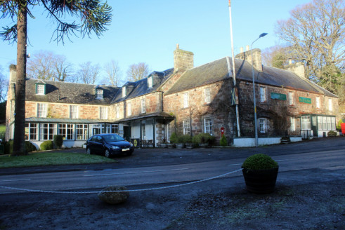 Impressive 14-Bedroom Hotel Plus 3 Separate Accommodation units for Owners/Staff in the Village of Golspie for Lease.<br><br>* Substantial, charming Highland hotel within the splendid coastal village of Golspie on the North Coast 500 route....