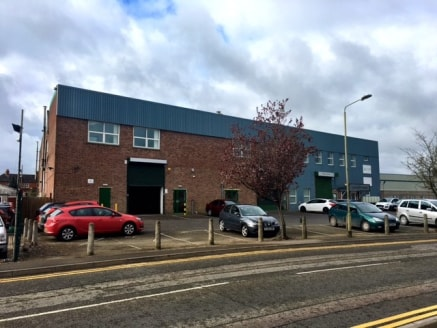 The accommodation comprises fully refurbished first floor offices of this two storey building. The space is open plan with amenities include, gas fired heating, suspended ceilings, goods lift, refurbished WC's and staff room. 24 parking spaces are av...