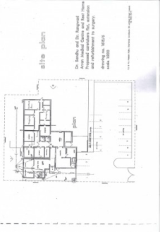 TO LET (MAY SELL) PRICE ON APPLICATION MEDICAL CENTRE TOTAL FLOOR AREA 364.38 SQM / 3,922 SQ FT POTENTIAL FOR OTHER USES (SUBJECT TO PLANNING) - SITE AREA APPROX. 0....