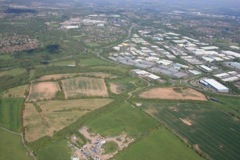 Telford 54 is a prominently located 78.11 acre site in an attractive landscaped setting close to Stafford Park, one of Telford's major industrial estates. The site lies adjacent to the A464 only 0.85 miles from junction 4 of the M54 motorway linking....
