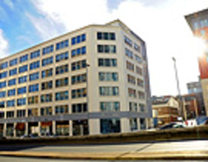 A PROMINENT REFURBISHED CITY CENTRE LANDMARK BUILDING<br><br>SERVICED OFFICE SUITES From 200 sq ft up to 1,400 sq ft - ZERO legal costs - move in today. Ample on site parking....