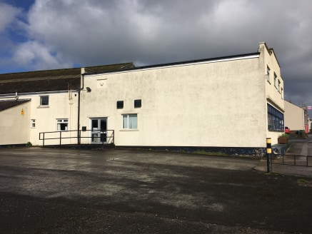 Workshop with offices.<br><br>Internally, the accommodation comprises predominant workshop space with mezzanine storage and a range of offices at the front of the building.<br><br>Externally there is a large communal yard area providing general parki...