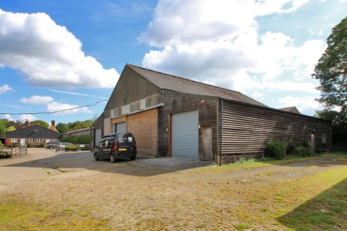 A rare opportunity to purchase a former farmyard with consented office units of over 4,000ft2 providing an income in excess of £45,000 per annum. In all approximately 3.87 acres. For sale by Contractual Tender. Closing date Wednesday 4th Septem...