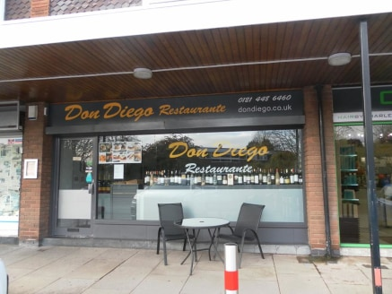 Spanish & Mediterranean Restaurant Located In Edgbaston For Sale A3 Consent Ref 2300\n\nLocation\nThis respected Spanish & Mediterranean Restaurant is located in the desirable and affluent area of Edgbaston in Birmingham. Set back just off the busy H...