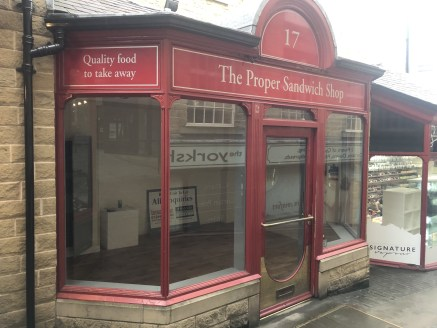 Retail shops to let in prominent location of Market Avenue, Huddersfield.  Unit 5 - 1,729 sq ft - On Application   Unit 9-11 - 1,140 sq ft - £15,000 per annum  Unit 10-12 - 796 sq ft - £10,140 per annum  Unit 17 - 185 sq ft - £6,500 per annum