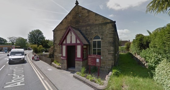 DESCRIPTION\n\nThe site is currently occupied by a vacant Chapel building constructed in stone under a slated pitched roof. The property comprises a main chapel hall, rear function room, office, kitchen and WC's. The approximate site area is 0.05 Acr...